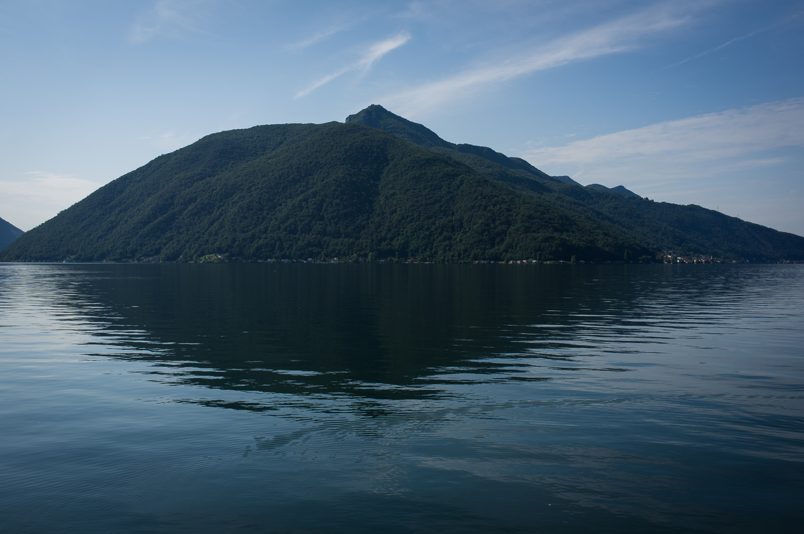 Monte San Giorgio - Lake Lugano