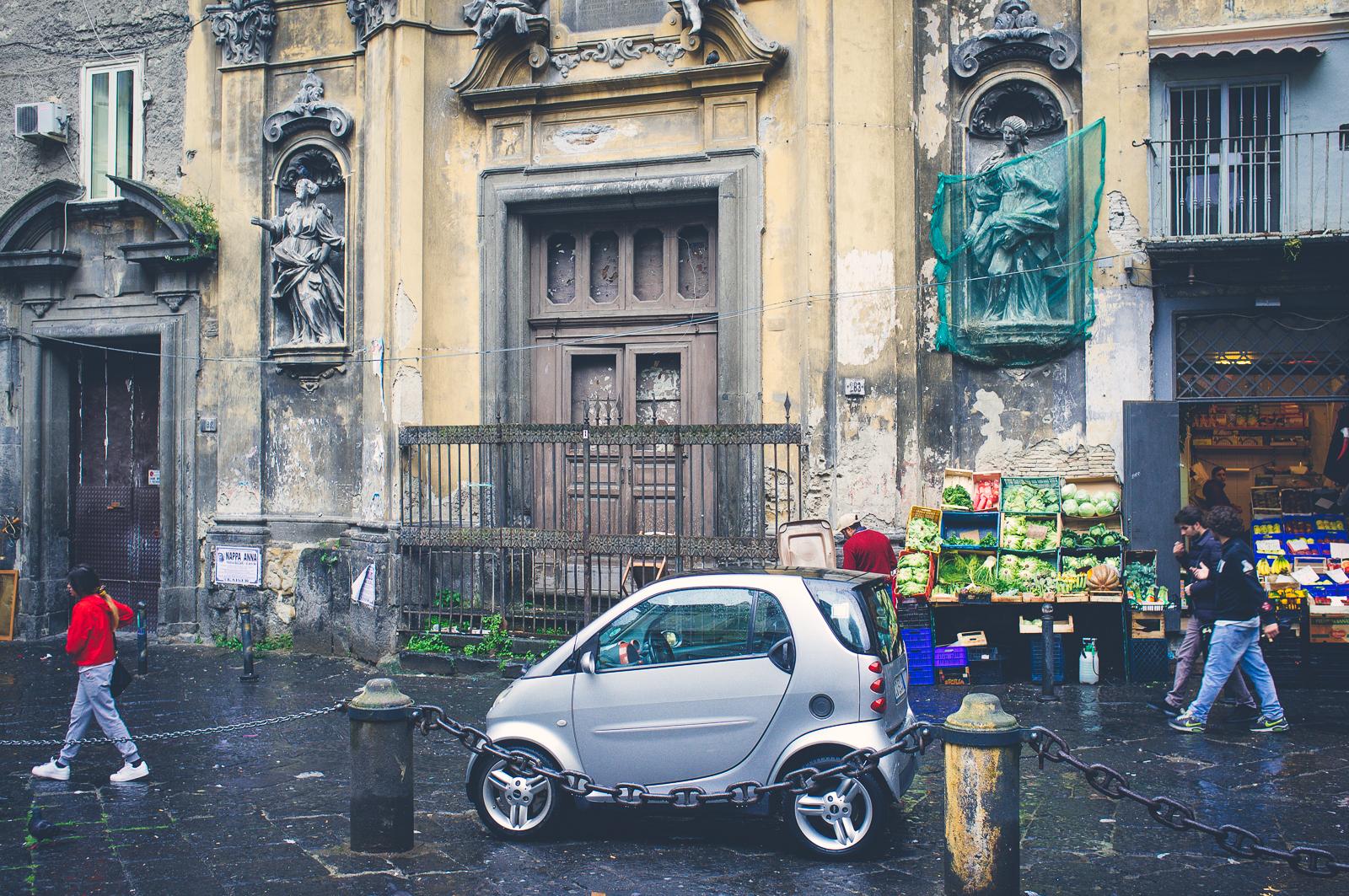 Naples - Italy