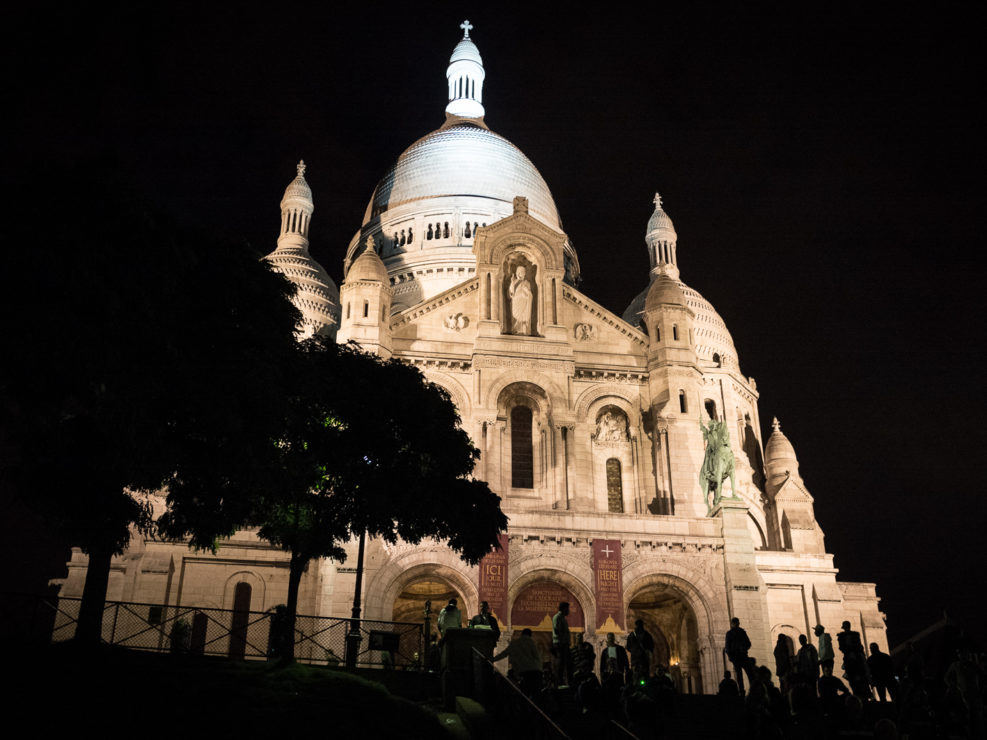 Sacré-Cœur, Montmartre