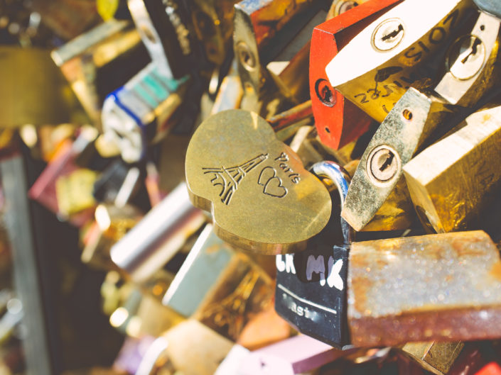Love-locks everywhere