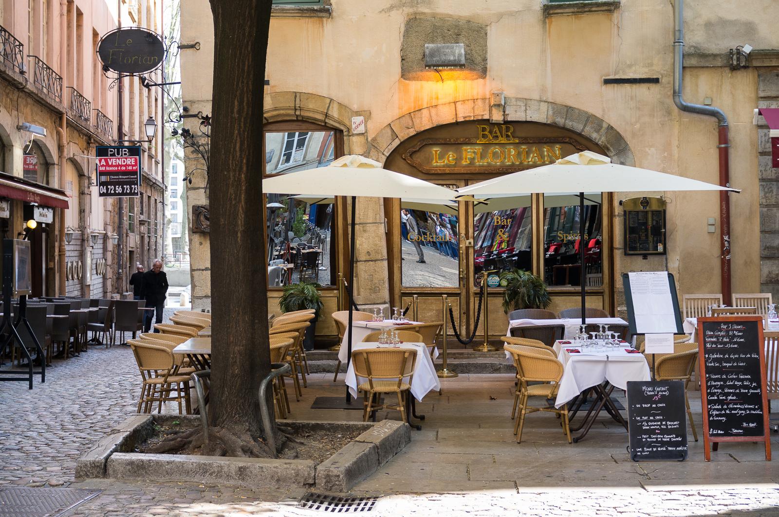Le Florian (Vieux Lyon)