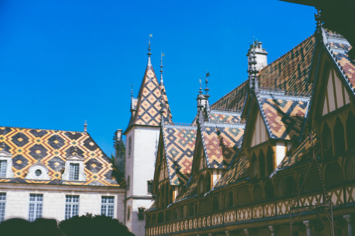 The Climats of Burgundy