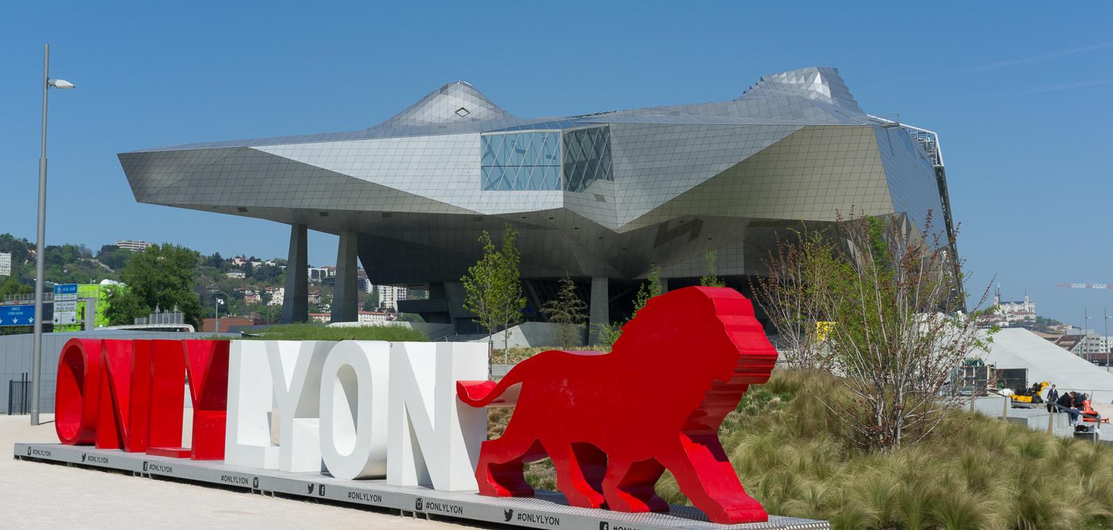 OnlyLyon - Musée des Confluences